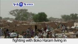 VOA60 Africa - Niger: Security and safety concerns grow for about 150,000 Nigerian refugees displaced by fighting with Boko Haram
