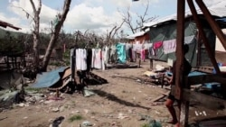 Search for the Missing Continues in Tacloban, Philippines