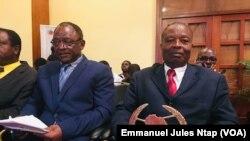 Professeur Rémy Mimpfoundi, distingué pour ses recherches sur les maladies vectorielles à Yaoundé, le 23 septembre 2019. (VOA/Emmanuel Jules Ntap)
