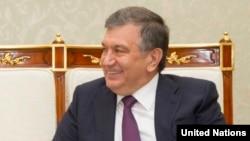 O'zbekiston Bosh vaziri Shavkat Mirziyoyev