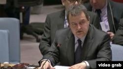 Srbija je spremna da nastavi dijalog sa Prištinom sutra ako se za to steknu uslovi: Ivica Dačić