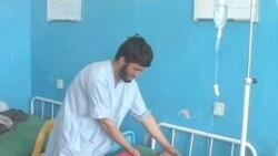 Afghan Civilians Bear the Brunt of War Casualties
