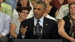 Президент США выступил с речью