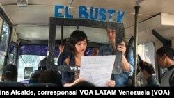 El BUS TV, un novedoso modo de informar en Venezuela