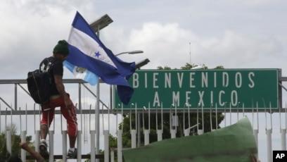 Image result for persecucion de migrantes hondureños en Ciudad Hidalgo y Tapachula