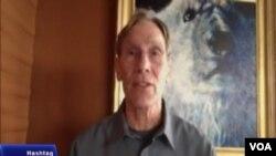 Stephen Amstrup, chief scientist at Polar Bears International, speaks to Hashtag VOA via Skype from Kettle Falls, Washington on Jan. 5, 2016