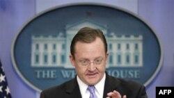 Phát ngôn viên Robert Gibbs nói rằng tuy Tổng thống Obama hài lòng về nhận định của Chủ tịch Trung Quốc, Hoa Kỳ chờ đợi các hành động tương ứng