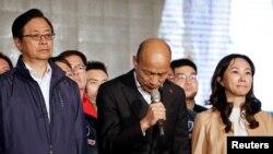 '明星'韓國瑜隕落 國民黨重創下面臨兩岸政策挑戰