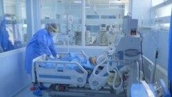 Na Kosovu je od početka epidemije registrovano 21.545 pozitivnih slučajeva infekcije. (Foto: VOA Albanian)