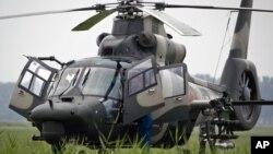 Trực thăng tấn công Z-9WZ, được thiết kế và sản xuất tại Trung Quốc