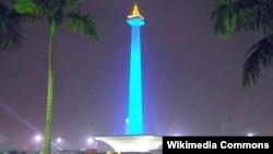 Monumen Nasional, Jakarta (foto: dok).