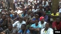 Mozambique Renamo Gorongoza