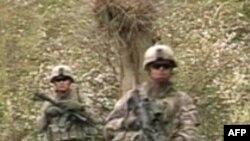 یک سرباز آمریکایی در تیراندازی یک پلیس افغانستان کشته شد