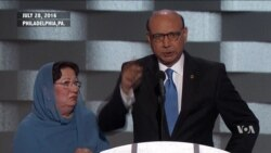 Trump Fires Back at Parents of Slain American Muslim Soldier