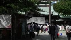 日本跨黨派議員參拜靖國神社 不含正職閣僚
