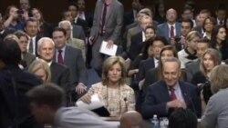 美参院审议卡罗琳.肯尼迪驻日大使任命