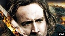 မွတ္တမ္းဓာတ္ပံု။ Nicolas Cage ပါ၀င္သရုပ္ေဆာင္ထားတဲ႔ Season of the Witch ရုပ္ရွင္။