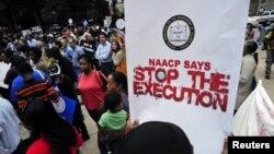 Sólo el 10 por ciento de los países del mundo, 20 de 198, llevaron a cabo ejecuciones el año pasado.