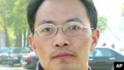 中国知名网络作家、原北京大学副教授焦国标(资料照片)