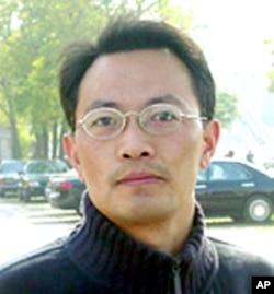 北京独立学者焦国标(焦国标提供)