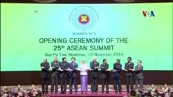 Tranh chấp Biển Đông được ưu tiên cao trong nghị trình ASEAN 25