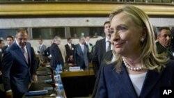 Clinton li kombûna Jinêvê