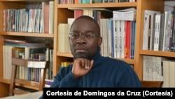 Domingos da Cruz, investigador e escritor angolano