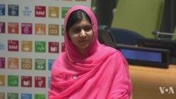 Malala ateuliwa balozi wa Amani wa Umoja wa Mataifa