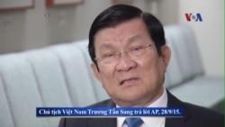 Chủ tịch nước VN tái khẳng định chủ quyền Biển Đông ở New York
