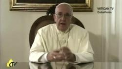 Mensaje del papa Francisco a Cuba