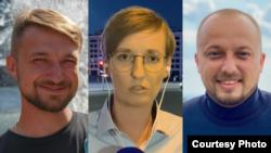 Юрий Баранюк, Ирина Ромалийская и Иван Гребенюк