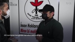 Iranian Transgender Man in Turkey Anxiously Awaits Resettlement