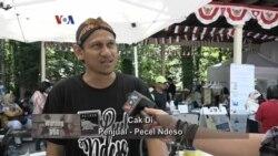 Warung VOA: Bazar dan Panggung Gembira Hut ke-74 RI (2)