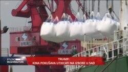 Trump: Kina pokušava da utiče na izbore u SAD-u
