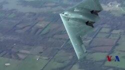 美军远程轰炸机正面临对手挑战
