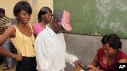 Les eletioncs namibiennes.