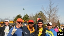 Boston Maratonu Görgü Tanığı Sadık Tokgöz