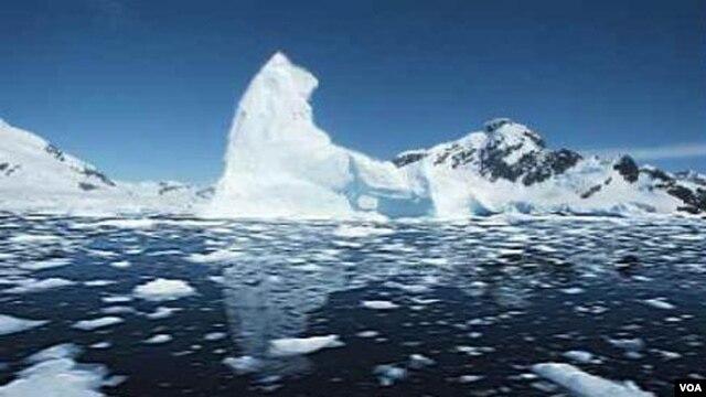 Nhiệt độ tại vùng bắc cực sẽ tăng gấp đôi so với tỉ lệ tăng nhiệt trên toàn cầu