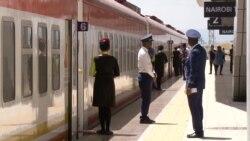 龙之所及:肯尼亚巨资建造的中国标准铁路驶向何方?(1)