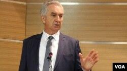 Mirko Šarović, ministar vanjske trgovine i ekonomskih odnosa BiH