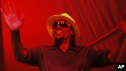 Chuck Brown is considered the undisputed creator of go go, a form of African-American music that developed in Washington D.C.