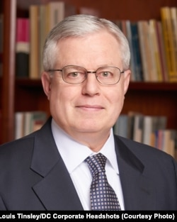 Richard Ekman, president of the Council of Independent Colleges