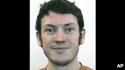 科罗拉多州电影院枪击事件嫌疑人霍尔姆斯