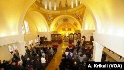 Ο Αρχιεπίσκοπος Αμερικής κ. Δημήτριος συμμετείχε στις επιμνημόσυνες δεήσεις στο Νιούταουν του Κονέκτικατ