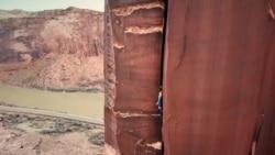 《大千世界》:第一个女子职业越野登山者