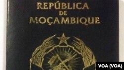 Passaporte de Mocambique