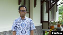 Provinsial Serikat Yesuit Provinsi Indonesia, Benedictus Hari Juliawan. (Foto: dokumentasi Romo Hari Juliawan)