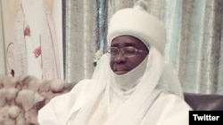 Tsohon gwamnan jihar Kano, Malam Ibrahim Shekarau (Hoto: Shafinsa na Twitter)
