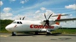 سقوط هواپیمایی با ۴۷سرنشین در ونزوئلا