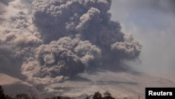 Indonesia's Mt. Sinabung Volcano Claims 15 Lives